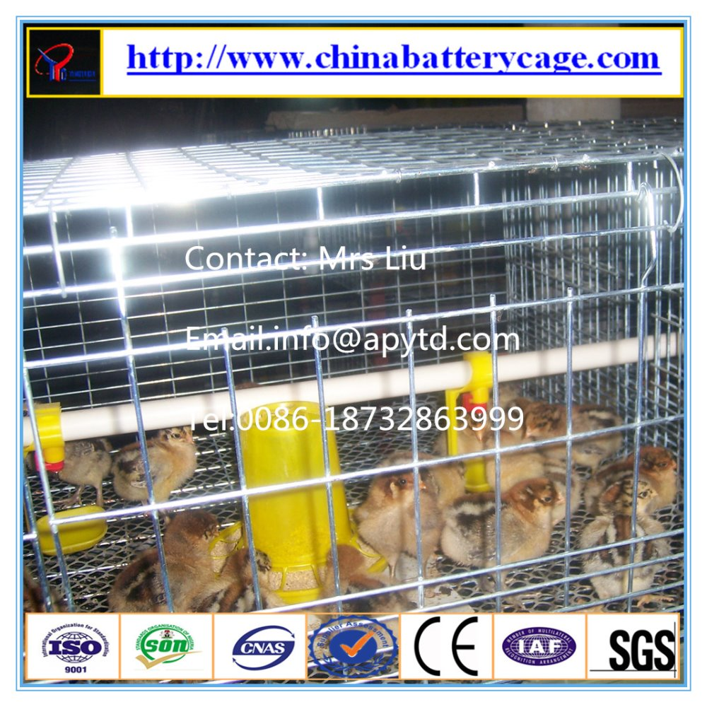 2017 Hot Sales Broiler cage