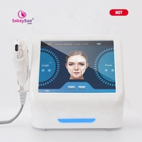 Hot selling High intensity focused ultrasound Hifu vaginal tightening and hifu face 2 in 1 machine