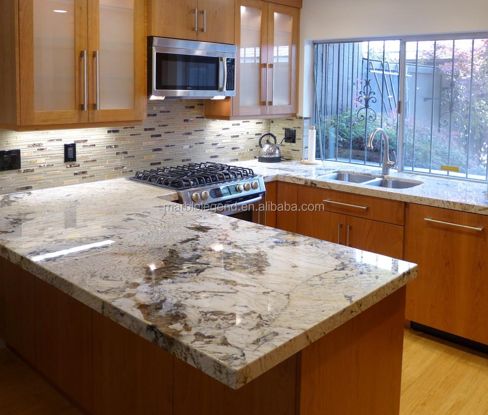 Cutting Granite Countertop : Nature Stone Pre Cut River White Granite Countertops - Buy Pre Cut ...
