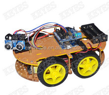 Bluetooth multi function Intelligent Car kit DIY