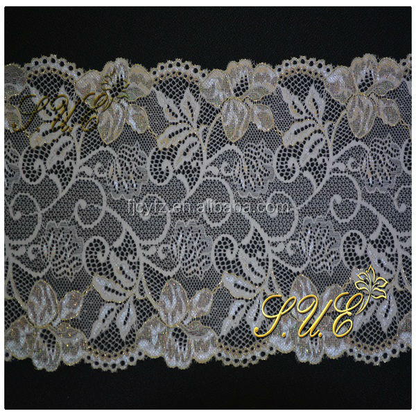 competitive price hotest sale lace trimming from China