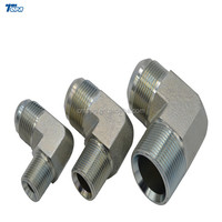2501 Manufacturing hose fittings bolt tensioner hydraulic adapter