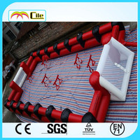 CILE Inflatable Obstacle Football Court