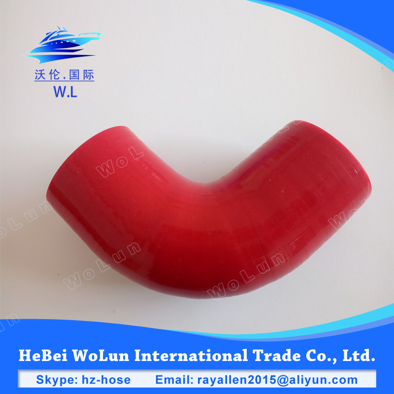 Excellent quality silicone rubber hose silicone turbocharger hose the silicone hose