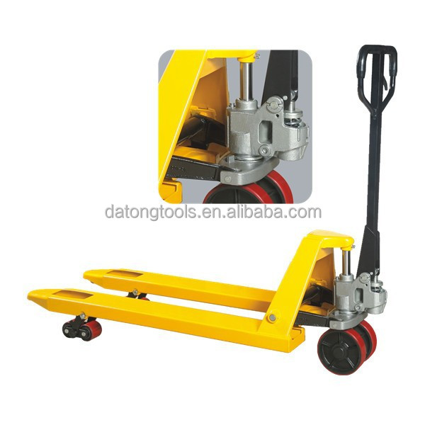 Hydraulic Pallet Lifters : High lift hydraulic hand pallet truck buy