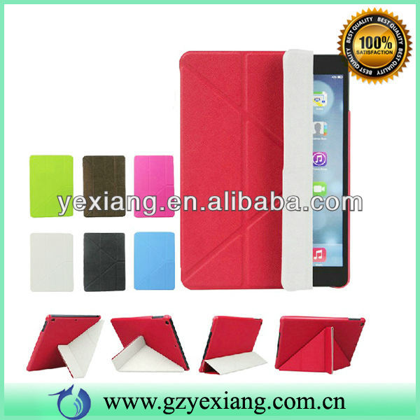 Special Folio Cross Smart Leather For Ipad Air Case Cover