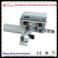 automatic wire stripping twisting acsr strand power cable