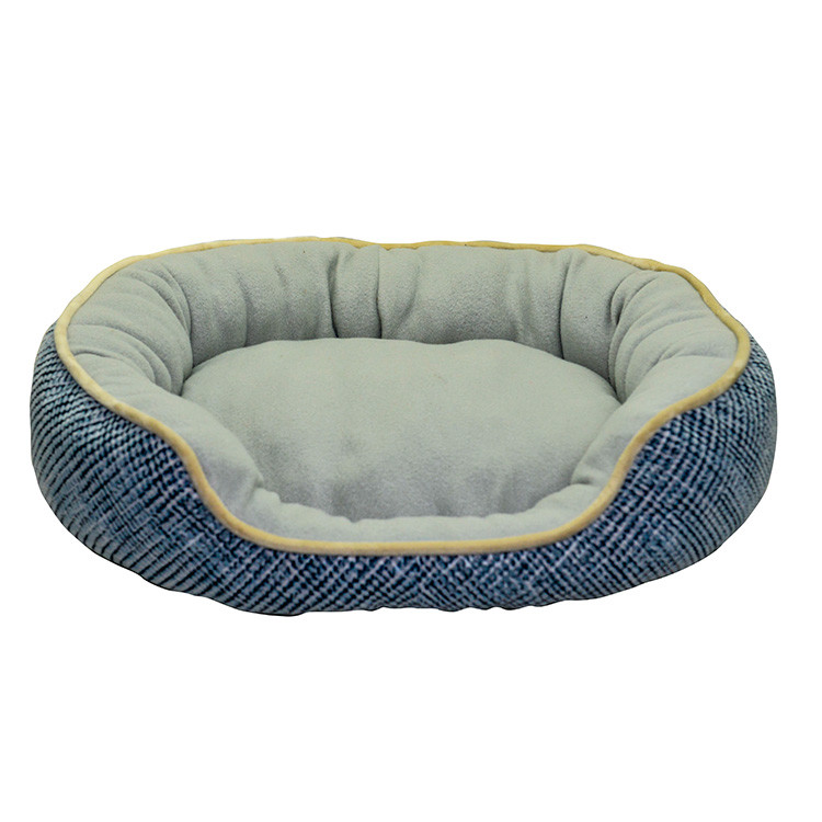 Fully Stocked Round With 15 Years No Complaint Large Core Cotton Pet Bed