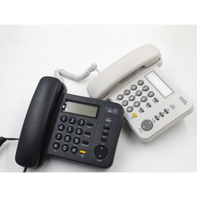 Corded Caller ID Telephone Set With Contact Phone Number