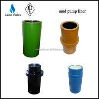 mud pump Ceramic Sleeve Liner or Double Metal Liner