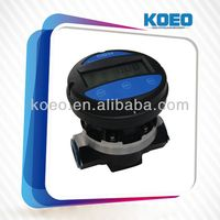 2014 New Model Induction Flow Meters,Oval Gear Flow Meter