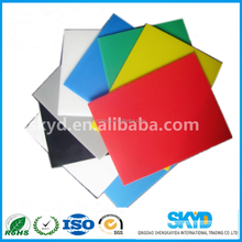plastic hollow sheet polycarbonate sheet price