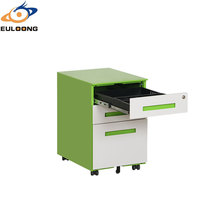 Modern office equipment pedestal mobile cabinet ,mobile tool cabinet widely used in Malaysia