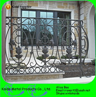 cheap wrought iron window grill decorative home iron window design