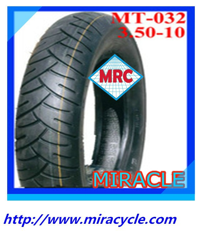 Top 10 Brand MRC rapid off road rubber scooter tyre motorcycle tire 3.50-10 for high way