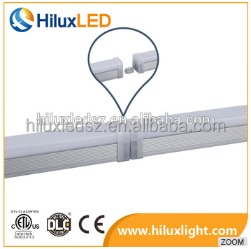 Led Linear Light 30w 4ft 2835smd Seamless Linkable 100-277vac Led Tube for meeting room,hotel