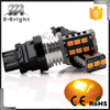 car Led Turn Light 12V ~ 24V DC S25 1156/1157 BA15S/BAY15D 2835 21SMD Canbus Error Free motorcycle Led drl turn signal light