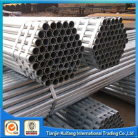 Clearance sale !!! Big Discount !!! Q195 Q235 Pre galvanized steel pipe for greenhouse made in China