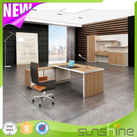 Fashion Executive Office Furniture Table Design Office Desks Computer Table BS-Z2090