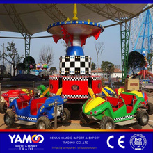 jumping car used amusement park equipment cheap amusement rides for sale