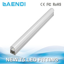 750mm 12w China Manufacturer t5 fluorescent tube light fittings TUV listed