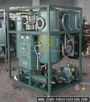 High Quality Refined Purification Technology Turbine Oil Purifier System