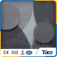 China online shopping 1.2mx30m roll size stainless steel wire mesh in stock