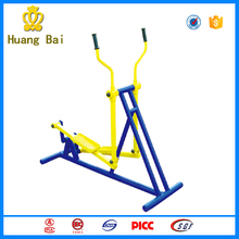 Body building outdoor Park fitness equipment single elliptical machine
