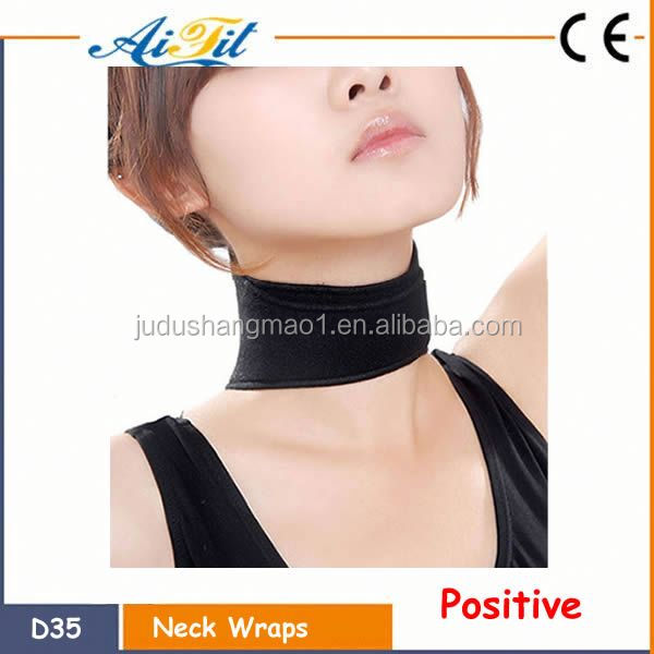 Hot selling electric carbon fiber heated neck shoulder wrap for pain relief