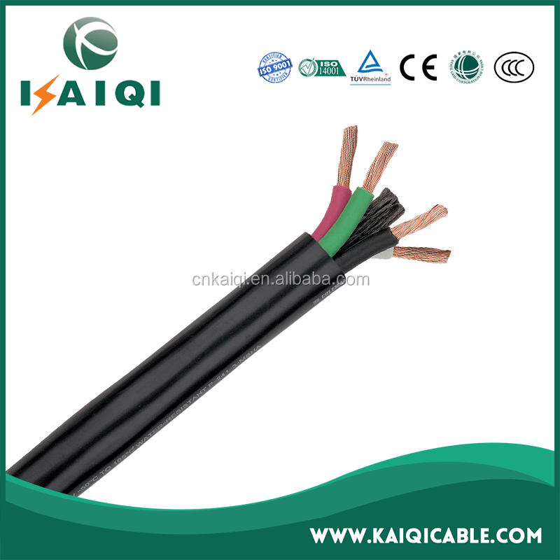 Housing used Multi Core Copper conductor PVC Insulated Flexible Cable