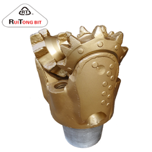 "10 5/8"" steel tooth tricone bit/rock drilling auger bit"