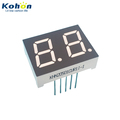 KHN20501CUR1I-1Red color 7 segment 2 digit LED display