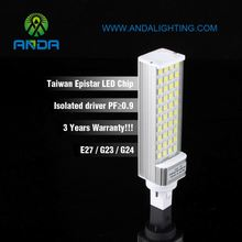 2014 Wholesale good quality 107 led pl light 13w 5050smd