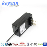 Universal 24Volt 1.2Amp Power Supply 24v 1.2a ac dc power adapter for lcd led strips/TV cctv camera