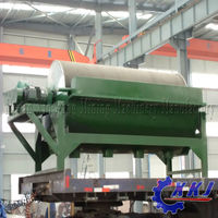 High quality for iron ore beneficiation plant equipment cross belt magnetic separator