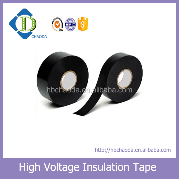 High voltage cable splicing accessories butyl rubber sealing tape
