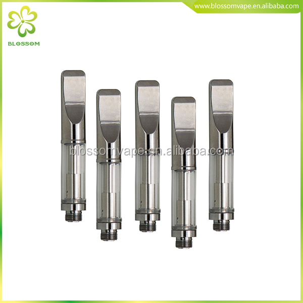 Most popular 0.5ml oil vape cartridges 0.6 thc cartridge disposable tank and pen