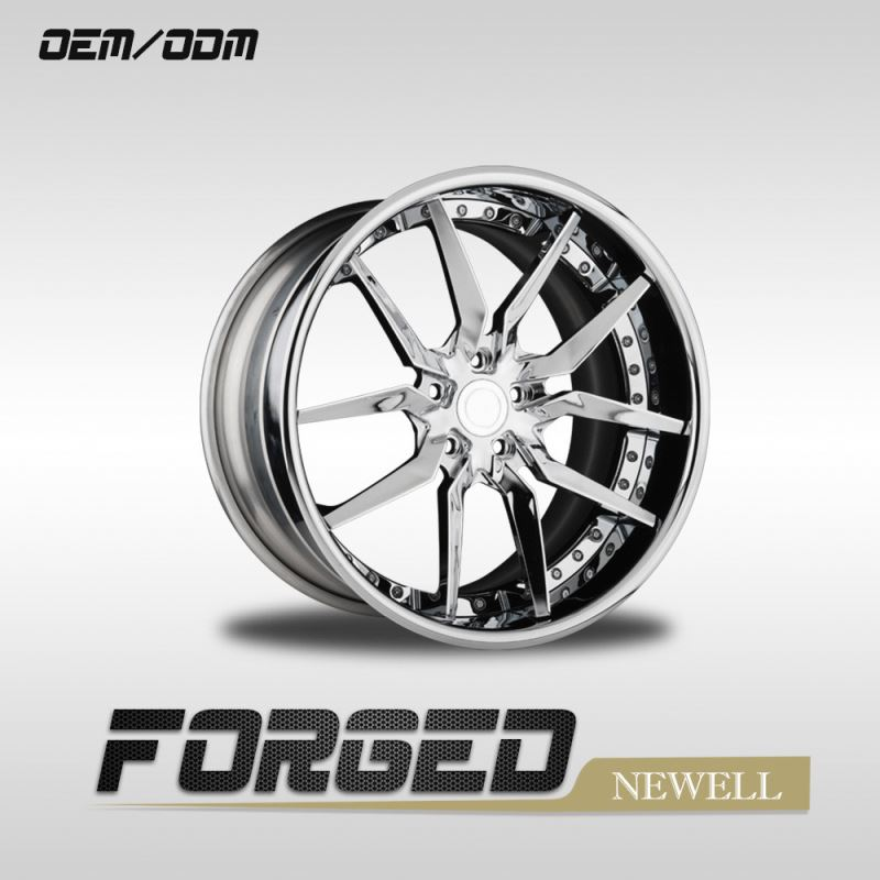 Alloy Wheels Rims 17 Inch Wheel Hub 20 22 Inch Aluminum Wheel Rim