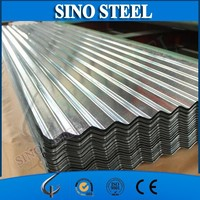 various Standard SGCC,SGHC,DC51D, SPCC Grade corrugated metal roofing sheet