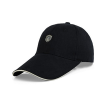 Cap manufacturer custom promotional cotton polyester cycling visor funky dad golf cap