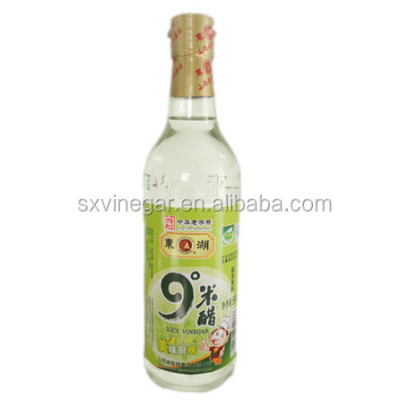 Best Price Natural Brewed White Rice Vinegar Chinese Manufacture
