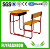 Combo Wooden High Quality Student Desk And Chair