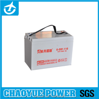 12V 110Ah small 12volt battery for Electric Cars
