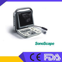 Brand New Sonoscape A6 Portable Ultrasound Machine B/W FDA,CE Approved in Abdomen,,MSK,OB/GYN,Vascular
