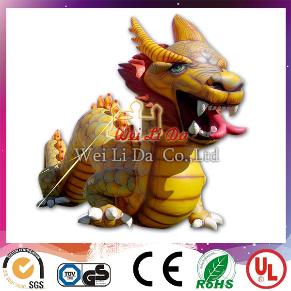 Hot Selling Outdoor Inflatable Chinese Dragon For Advertising