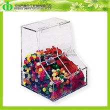 DDW-0029 Clear Plastic Candy Jar&Container