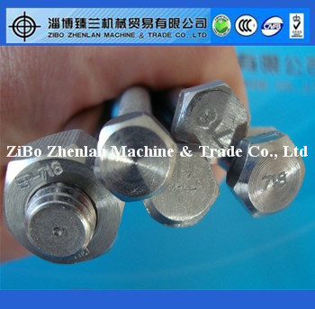 inconel 718 Alloy 718 Hex Bolt