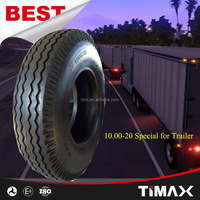 Wholesale Commercial truck tire prices 10.00X20 bias trailer tires