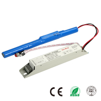 10W LED Tube Lithium Rechargeable Emergency Light Battery Pack