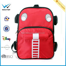 Cute Kids Fire Trucks Bag Kids School Bag